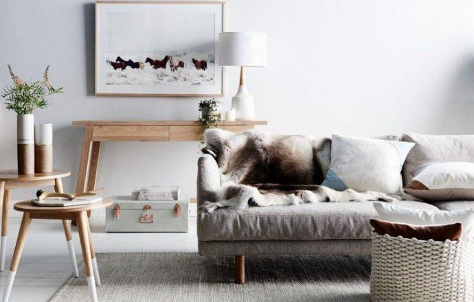 amenagement maison scandinave